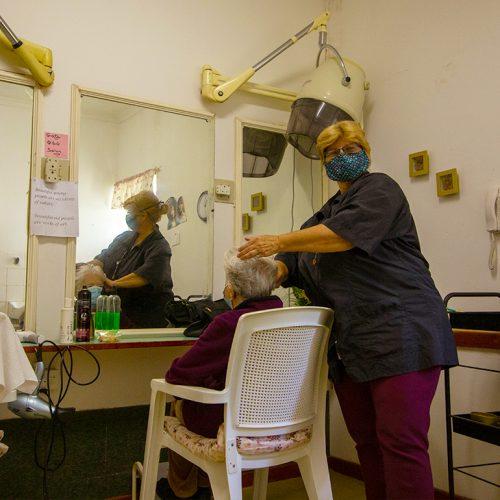 Duncan Ferguson Park hair salon