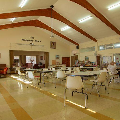 Laubscher Park communal hall