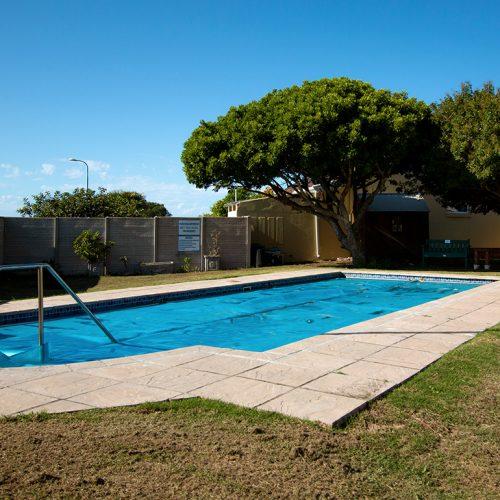 Fairhaven communal swiming pool