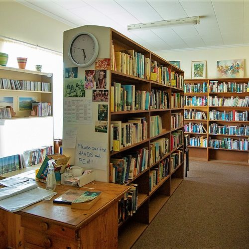 Fairhaven communal library