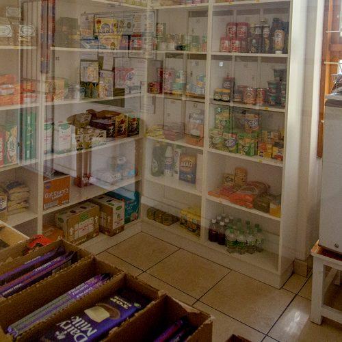 Fairhaven communal convenience store