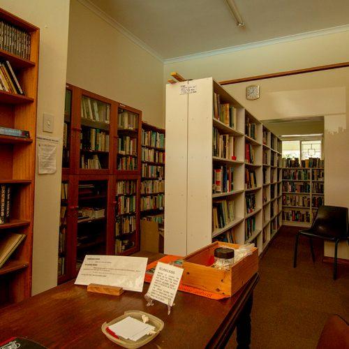 Kruger Gardens communal library