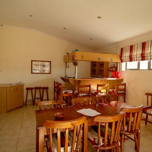 Kruger Gardens communal bar