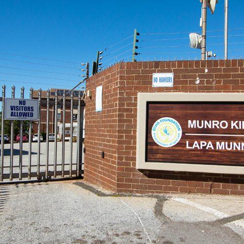 Lapa Munnick entrance